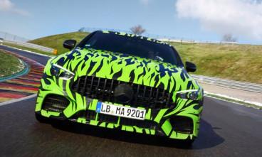 Mercedes-AMG GT4: el anti-Panamera está en camino y ahora, con nuevas fotos