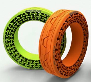 Hankook iFlex en varios colores - SoyMotor
