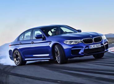 El nuevo BMW M5 ya es una realidad y viene con una versión 'First Edition' de regalo - SoyMotor