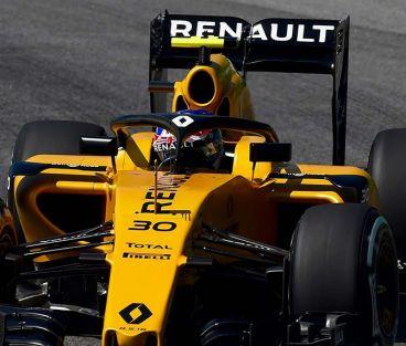 """Palmer ve el escudo innecesario: """"La F1 es suficientemente segura"""" - SoyMotor.com"""