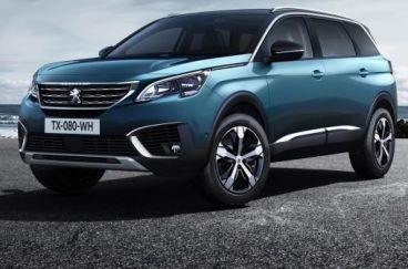 Peugeot 5008 2017