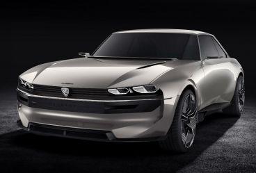 Peugeot e-Legend Concept - SoyMotor.com