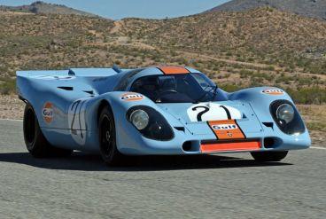 El Porsche 917K vuelve a su hábitat natural, los circuitos - SoyMotor
