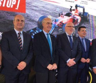 Presentación del 26º Gran Premio de España en el Circuit - LaF1