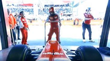 Sube a bordo de un Ferrari F150 con Kimi Räikkönen - LaF1