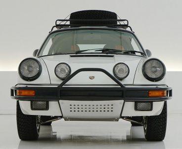 La estética dakariana del Luftauto Porsche 911 está muy lograda - SoyMotor