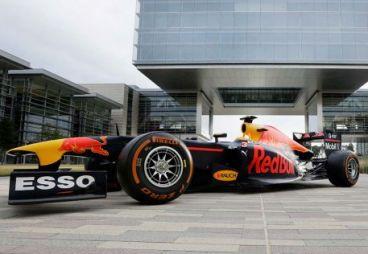 Onboard de Ricciardo durante un evento en Houston - SoyMotor