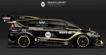 Renault Espace F1: así podría ser sobre la generación actual - SoyMotor.com