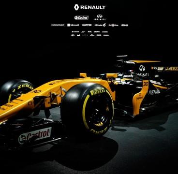 El nuevo Renault RS17 - SoyMotor