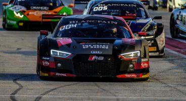 Riberas y Mies llevan su Audi a la victoria en Misano