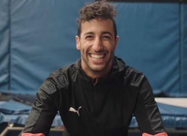 Captura de pantalla del vídeo de Ricciardo - SoyMotor