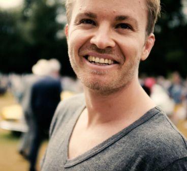 La experiencia de Nico Rosberg en el Festival de Goodwood 2016