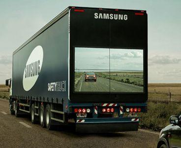 Este es el Samsung Safety Truck - SoyMotor