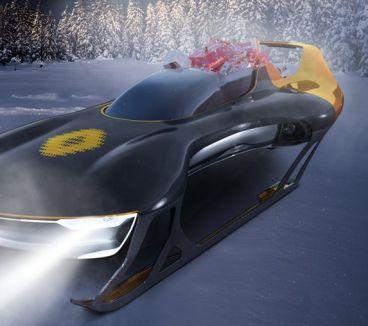 El nuevo diseño del trineo de Papá Noel para Renault – SoyMotor.com