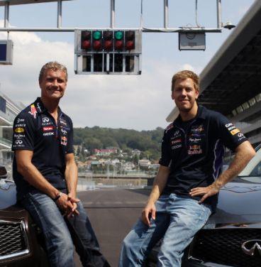 Sebastian Vettel, el primero en pilotar en el circuito de Sochi - LaF1.es