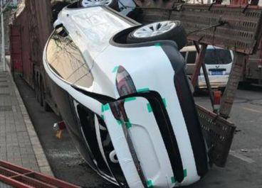 Estos dos Tesla Model X no llegan a destino, lo siento... - SoyMotor.com