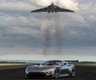 Aire y tierra. Ambos Vulcan han conquistado sus 'terrenos' - SoyMotor