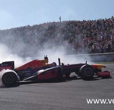 Verstappen debuta ante su afición con una exhibición en Zandvoort - LaF1