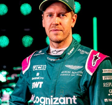 ¿Dardo de Vettel a Ferrari en la presentación de Aston Martin? - SoyMotor.com