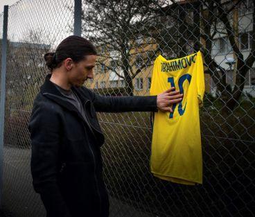Zlatan Ibrahimovic anunció su retirada de la selección antes de caer Suecia eliminada - SoyMotor