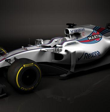 Imagen del nuevo Williams FW40 - SoyMotor