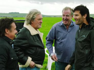 'The Grand Tour' descarta a Mark Webber como piloto probador