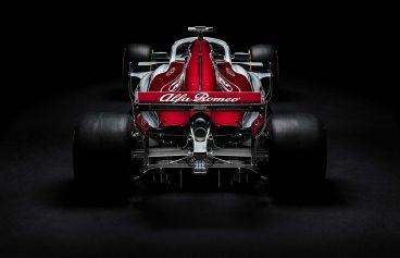 Presentado el C37 de Sauber