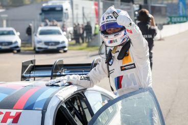 Blomqvist le quita la Pole a Rast para la carrera decisiva del DTM