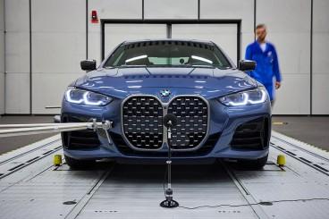 El BMW Serie 4 empieza su producción en Alemania