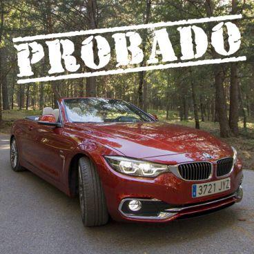 Prueba BMW 420d Cabrio Luxury: ¿el todo en uno perfecto?