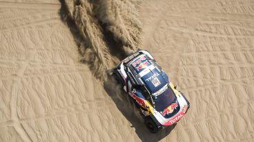 El Dakar 2019, al borde del K.O.