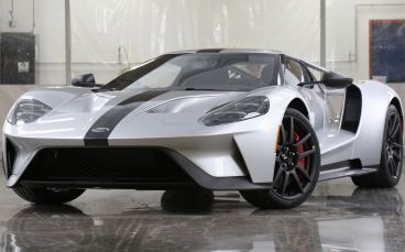 Ford GT Competition Series: siéntete como un piloto de Le Mans