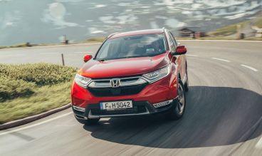 Probamos el nuevo Honda CR-V 2018: sin miedo a nada... y sin Diesel