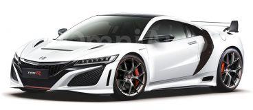 Honda NSX Type R: ¿te lo imaginas?