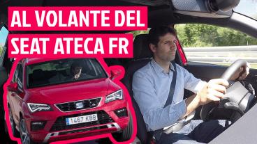 VÍDEO: Nos ponemos al volante del Seat Ateca FR
