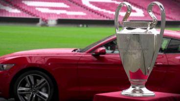 Los superdeportivos de la Champions