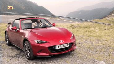 VÍDEO: Conducimos el nuevo Mazda MX-5 2019: a 7.500 vueltas en Transfagarasan