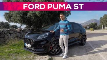 Ford Puma ST 2021: probamos el SUV deportivo de 200 caballos