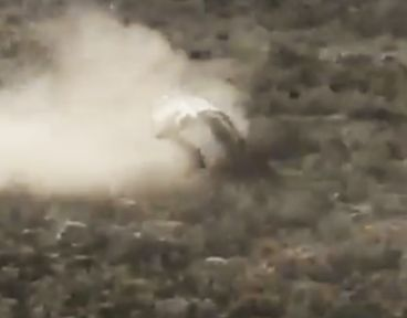 VÍDEO: Latvala vuelca su Yaris WRC en Almería