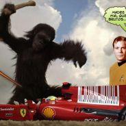 Para aumentar la emoción, efectos especiales, y en eso el mejor es Spielberg... pos a ver si le llaman de la FIA
