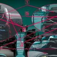 TÉCNICA: Análisis del Aston Martin AMR21
