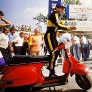 Lo que Ayrton ganó cuando ya no estaba allí