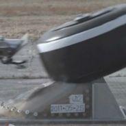 Pruebas de la FIA para la implantación de una cúpula en los monoplazas