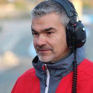 Dieter Gass en una imagen de 2015 - LaF1