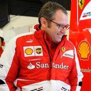 Stefano Domenicali se despide de Ferrari con un suspenso