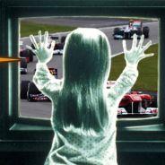 Si encendemos la TV en un hotel te salen las instrucciones: Éstas son las de la F1 y tu tele