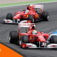 Escándalos en la F1 - Alemania 2010