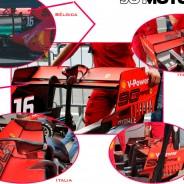 TÉCNICA: Las novedades del GP de Italia F1 2019