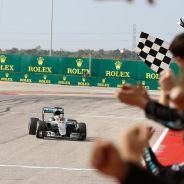 Lewis Hamilton gana el GP de Estados Unidos - LaF1