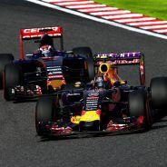La pregunta que todos se hacen: ¿seguirán Red Bull y Toro Rosso en 2016? - LaF1
